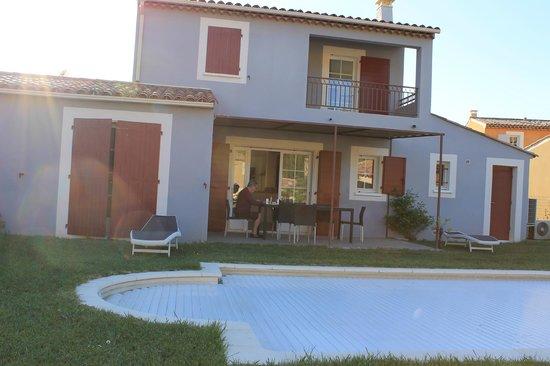 Le Clos Savornin: Notre villa pendant une semaine.