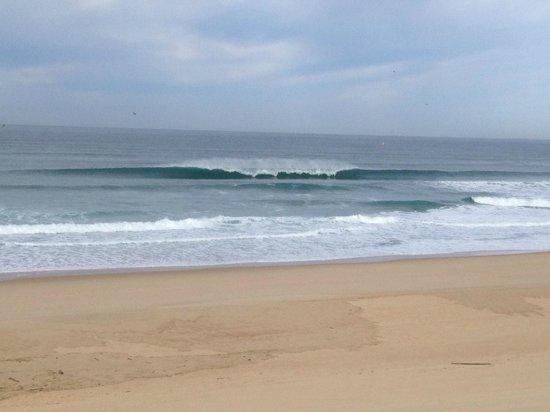 Hossegor Surf Hostel: Surf and beach