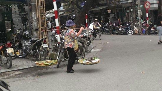 Essence Hanoi Hotel & Spa : Wonderful atmosphere