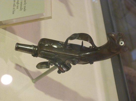 Royal Armouries Museum : Parece un juguete..pero no lo es
