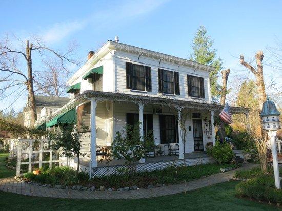 Dunbar House, 1880: Main House