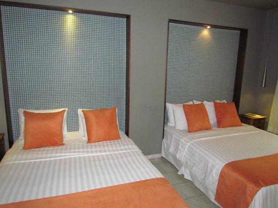 Nassau Suite Hotel: Quarto