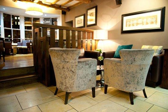 The Swan Hotel: Coffee Shop