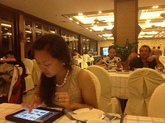 Hainan Food Restaurant: What the restaurant really looks like