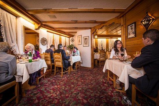 Christiania Hotel : Cozy small restaurant
