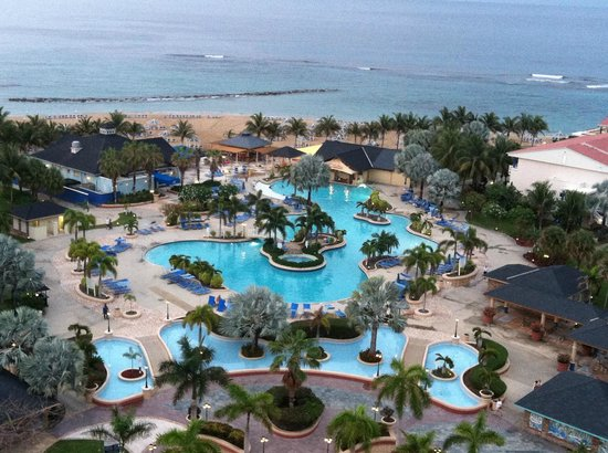 St. Kitts Marriott Resort & The Royal Beach Casino: Beautiful pool
