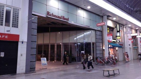 Richmond Hotel Kochi: 外觀