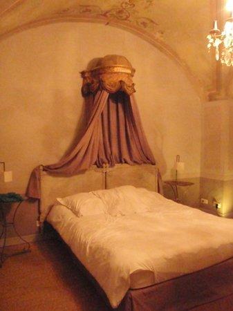 La Madone : schlafzimmer