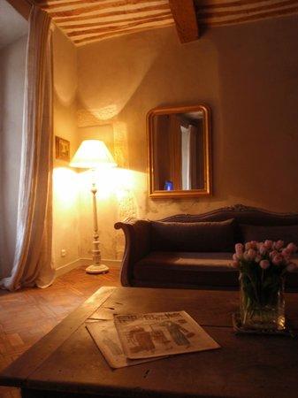 La Madone : wohnzimmer