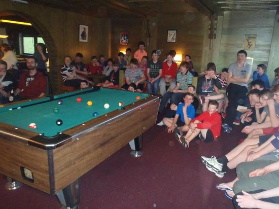 Sonnenburg Hotel: Ski school presentations