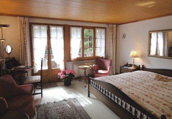 Christiania Hotel : superior room with balcony