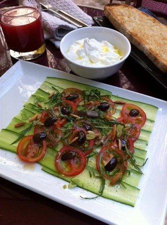 Villa Clara: Such a great breakfast