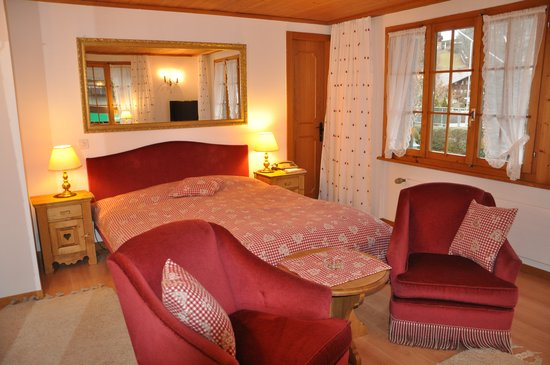 Christiania Hotel : Standard double room/bath