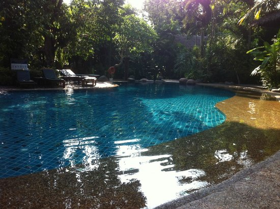 Somkiet Buri Resort: Pool