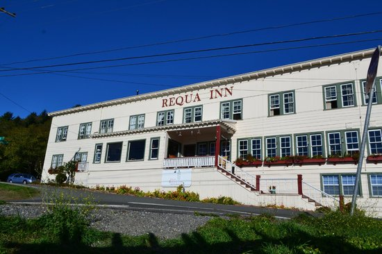 Historic Requa Inn : outside