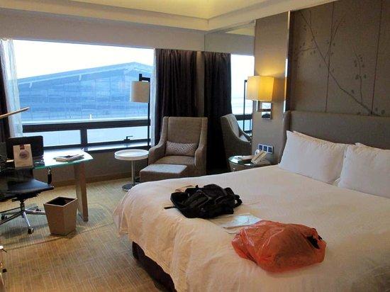 Boyue Shanghai Hongqiao Airport Hotel : room