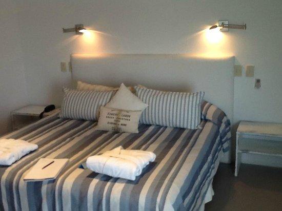 Costa Carilo Apart Hotel & Spa de Mar: Camas confortables