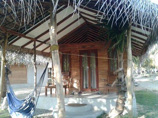 Kitesurfing Lanka: Unser Bungalow