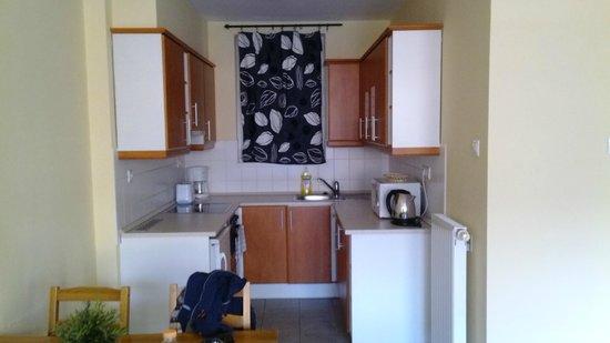 Locust Tree Apartments: кухня