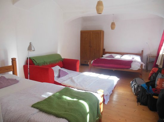 Hostel Krumlov House & WriteAway Retreat: Private Apartment