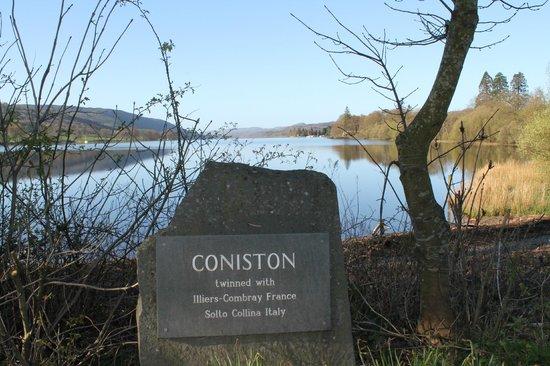 Coniston Water: Coniston