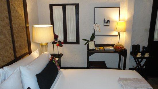 Tamarind Village: our beautiful room