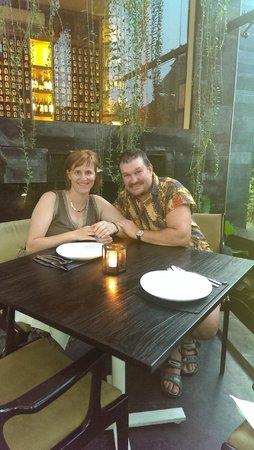 Merah Putih Restaurant: Beautiful dinner