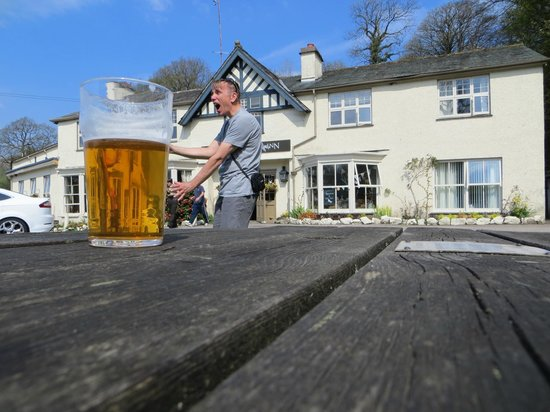 Cuckoo Brow Inn : It's Real Ale not Toy Ale :)