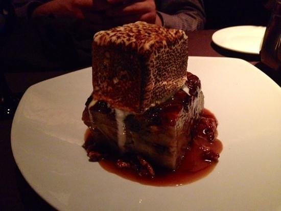 Perry's Steakhouse and Grill: Rocky Road Bread Pudding