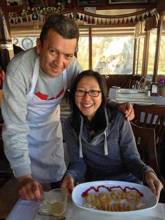 SOS Cave Hotel : chef's surprise!