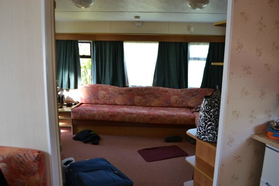 Fort Holiday Park : family room-3bedroom caravan