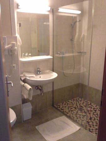 Hubertusstube : Badezimmer