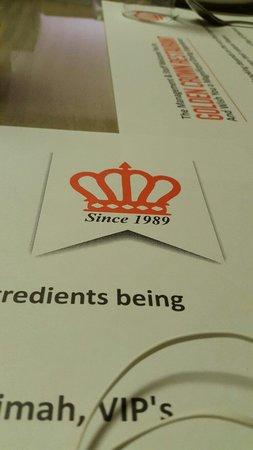 Golden Crown: مطعم