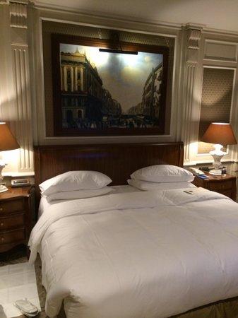 Hotel Principe Di Savoia : Chambre