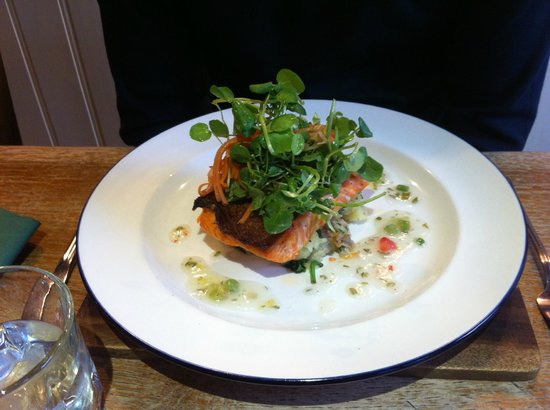 Hand and Trumpet: Trout