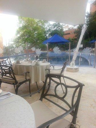 Hotel Dann Carlton Belfort: Pool