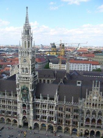 Marienplatz: Das Glockenspiel