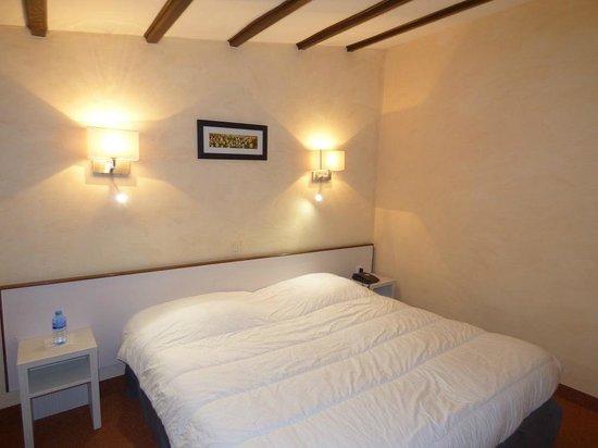 Hotel du Centre : chambre double