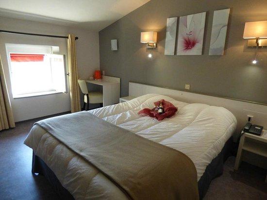 Hotel du Centre : chambre supérieure double