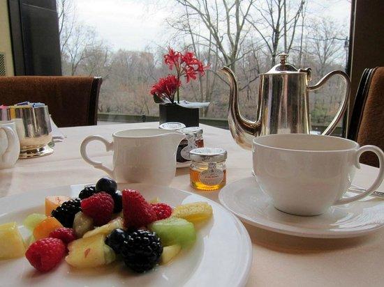 Park Lane Hotel: Breakfast
