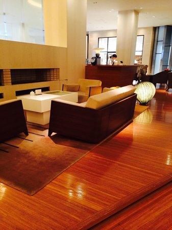 Sapporo Park Hotel : Lobby