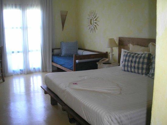 Club Med Trancoso : Vista parcial de la habitación