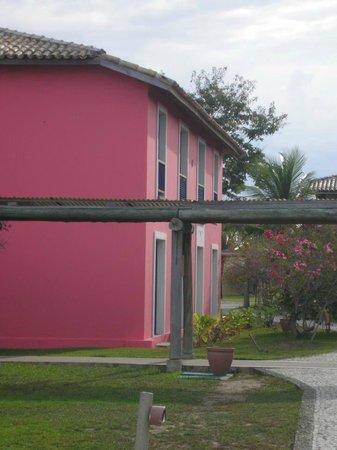 Club Med Trancoso : vista de los bloques en donde se encuentran las habitaciones