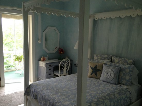 Bellavista Bed & Breakfast: Our beautiful room