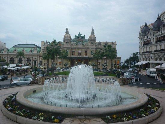 Casino of Monte-Carlo : Днем