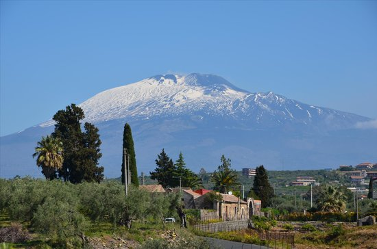 B&B La Casa di Pippinitto : l'Etna