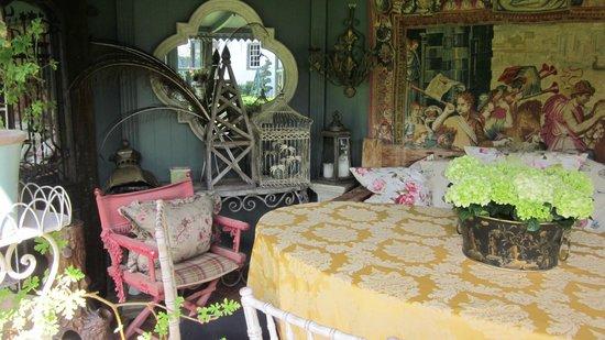 Prestonfield: The Summer House