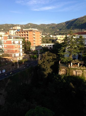 Antiche Mura Hotel: View from our top story room