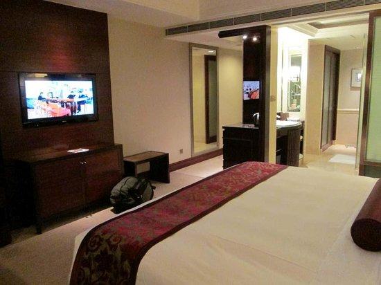 Crowne Plaza Nanchang Riverside Hotel: room