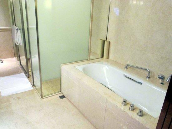 Crowne Plaza Nanchang Riverside Hotel: bathroom